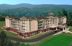 Hotel planning, Architectural Project & Design, SPA Hotel